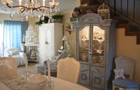 painted armoire ideas dining room shabby chic style with wicker