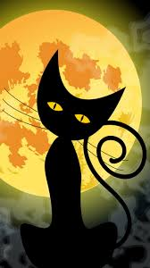black cat halloween background 101 halloween iphone wallpapers that are both spooky u0026 awesome
