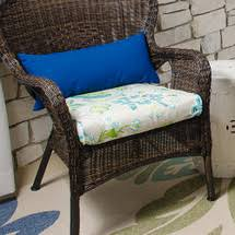 Patio Pillow Covers How To Recover A Bullnose Patio Cushion Sailrite