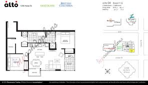 Bc Housing Floor Plans by 1204 1205 Howe Street Vancouver West Apartment Condo For Sale 2