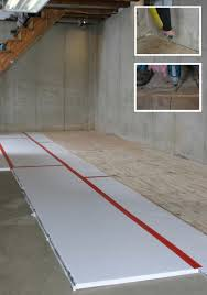 Basement Subfloor Systems - eps insulation under a basement floor greenbuildingadvisor com