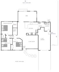 garage house floor plans 2201 2800sq 3 bedroom house plans 1 car garage 2735 0408 s