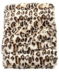 Giraffe Print Home Decor H U0026m Faux Fur Blanket From Chic Fall Home Décor E News