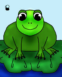 frog illustration in color free stock photo public domain pictures