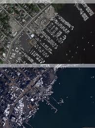 Map Staten Island Hurricane Sandy U0027s Storm Surge Mapped Before It Hit Huffpost