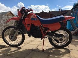 honda mtx honda mtx 125r motorcycle motorbike in harthill north