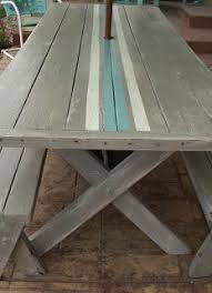 How Do I Build A Wooden Picnic Table by Best 20 Picnic Table Paint Ideas On Pinterest U2014no Signup Required
