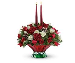 christmas table flower arrangement ideas decorating inspiration interior terrific red ornaments christmas