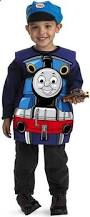 james toddler conductor thomas friends costume train