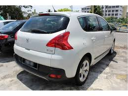 is peugeot 3008 a good car peugeot 3008 2011 1 6 in penang automatic suv white for rm 60 000