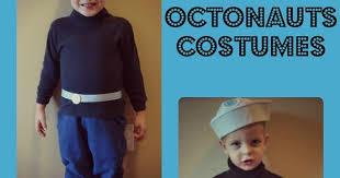 Octonaut Halloween Costume Octonauts Costumes Captain Barnacles Peso Penguin