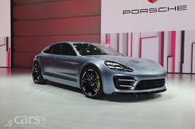 porsche panamera sport 2017 porsche panamera sport turismo arrives as a good looking panamera