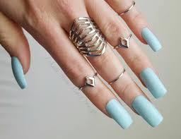 blue stiletto nails designs gallery nail art designs