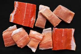 wild salmon direct from the fisherman