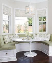 Banquet Or Banquette Bay Window Banquette Design Ideas