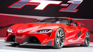 toyota new supra the toyota ft 1 concept would make a damn fine new supra autoweek