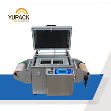 Vaccum Sealing Machine Dmp 400da Desktop Type Tray Vacuum Sealing Machine Buy Tray