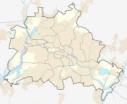 Berlin Map Template Location Map Germany Berlin Wikipedia