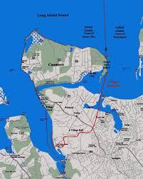 Suffolk County Map Village Map Village Of Lloyd Harbor