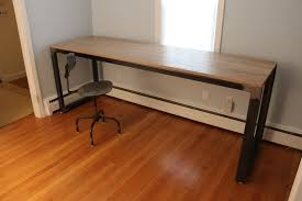 Desk Design Plans by Furniture Industrial Desk Design Ideas With Sawhorse Desk And