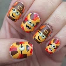 diy style for creative fashionistas thanksgiving nails diy