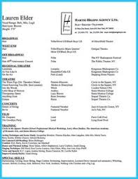 Sample Of Acting Resume by Beautician Resume Example Http Resumecompanion Com Resume