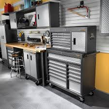 tips garage organization and lowes garage shelving also metal