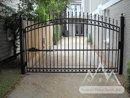 iron fences and gates iron fence gate c arch iron fence gate c