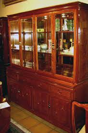 rosewood china cabinet for sale rosewood china cabinet in natural or dark stain