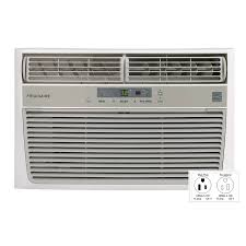 shop frigidaire 10000 btu 500 sq ft 115 volt window air