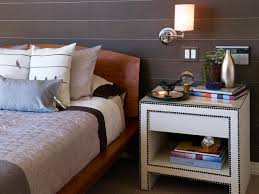 Bedroom Light Ideas by Bedroom Reading Lights Hgtv
