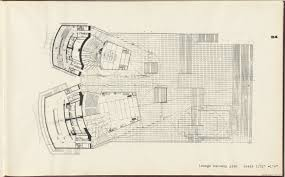 Sydney Entertainment Centre Floor Plan Sydney Opera House The Yellow Book State Archives And Records Nsw