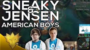 Sneaky Meme - c9 incarnati0n sneaky american boys korean solo queue