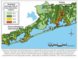 Ri Map Charlestown Potable Water Working Group Wastewater Management