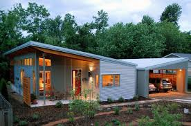 external house on a hill sustainable home zeroenergy design