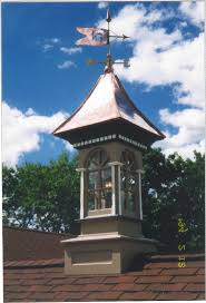 Weathervanes For Cupolas Painted Lady Victorian Cupola Michigan Zacks Workshop How To