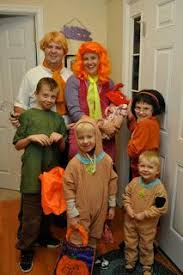 Halloween Scooby Doo Costumes 10 Fun Family Themed Halloween Costumes Scooby Doo Halloween