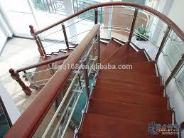 stainless steel staircase handrail pvc handrail wood tread buy