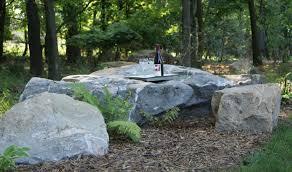 garden gardens with rocks