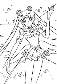 download coloring pages sailor moon coloring pages sailor moon