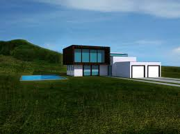 Home Design Using Sketchup 3 Modern House Design In Free Google Sketchup 8 How To Build A