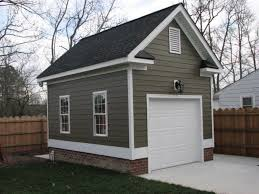 Single Car Garage by Single Car Garage Designs 1000 Ideas About Detached Garage