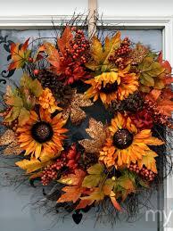 fall ribbon decorating autumn wreaths burlap fall wreath autumn wreath
