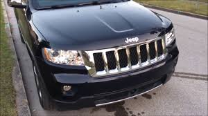 jeep grand change jeep grand 2011 2013 how to change the daytime running