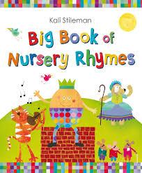 big book of nursery rhymes library mice
