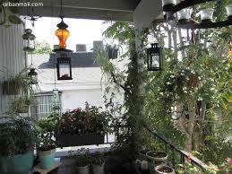 secrets to start an urban balcony garden