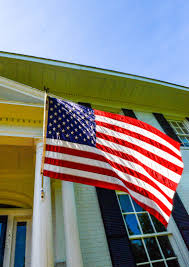 American Flag House House Clarksdale White House