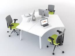 Gute Schreibtische Schreibtisch Für 3 Personen Ogi A Klassiker Direkt Chefzimmer