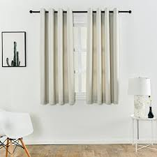 Brentwood Originals Curtains Window Curtains Mailat Butterfly Print Sheer Window Curtains For