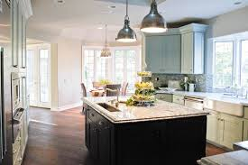 kitchen island stainless stainless steel pendant lights for kitchen islands classic